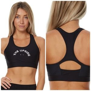 THE UPSIDE Anna Compression Crop Size 6 / Small